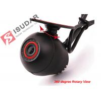 China Android System 360 degree Vehicle Dvr Camera , Hd 720p Dash Cam Video Driving Recorder on sale