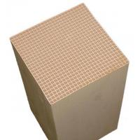 China Ceramic Honeycomb Monolithic Catalyst Support factory
