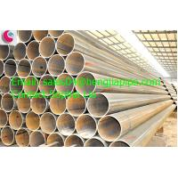 Carbon steel ERW steel pipes