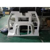 Buy cheap ABS Plastic Vacuum Forming Machine Parts Thermoforming Process Custom from Wholesalers