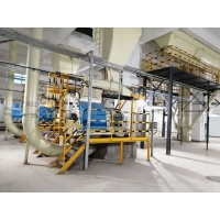 China Annual Output Of 300000 Tons Of Fuel Ethanol Project Maize Corn Crushing Milling Section Ethanol Production Equipment factory