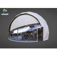 China Shopping Mall Full Dome Projection Cinema With 14 Chairs Large Capacity 96 People / H factory