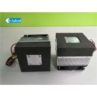 Buy cheap Thermoelectric Air To Plate  Peltier Cooler  12V DC High Efficiency from Wholesalers