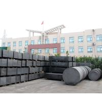 China 1.75g/cc Density High Purification Medium Grain Graphite Block and Rods on sale