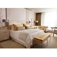 Quality European Style 5 Star Hotel Bedroom Furniture Sets Eco -  Friendly Customized wholesale