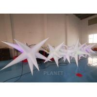 China 1m 1.5m 2m LED Bright Inflatable Lighting Decoration With 2 Years Warranty factory
