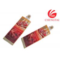 China Mini Nozzle Spouted Pouches For Chocolate Jam And Syrup Candy Packaging on sale