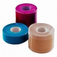 China Kinesio Tapes, Used by Sports Doctors for Muscle and Joint Pain factory