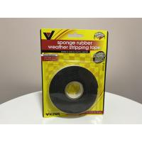 China Weather Stripping Insulation EVA Foam Tape Single Sided Soundproofing Easy To Cut on sale