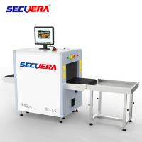 China x ray baggage scanner X Ray Security Scanner For Hotels / Subway Station x ray scanner in airport x ray bag scanner factory