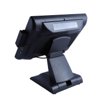 China 15 inch Pos System Fanless Desgin All in One POS PC China Factory factory