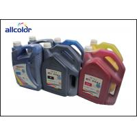 China 5L / Bottle Seiko Solvent Ink For SPT510 SPT1020 35PL Head Printing Machine factory