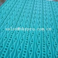 Buy cheap High density rubber sheet for shoe 3D pattern recycle eva shoes sole material from wholesalers