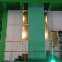 China Prepainted galvalume steel coil, green color factory