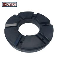 China Mechanical Engineering Carbon Thrust Bearing , Carbon Dry Sliding Bearing factory