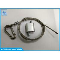 China Steel Seismic Bracing Kit Protection Suspension System 2.0mm OD For VAV Boxes factory