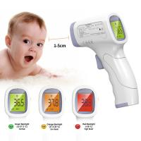 China Fever Alarm 42.9℃ Handheld Infrared Thermometer on sale