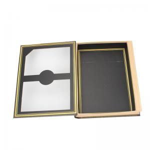 China CMYK Foldable Paperboard Magnetic Lid Gift Box on sale