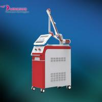 Buy cheap Medical 532nm 1064nm Q switch nd yag laser tattoo removal machine from Wholesalers
