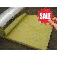 Buy cheap cheap glass wool roll insulation materials from Wholesalers