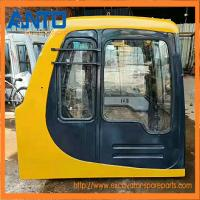 Buy cheap PC120-6 PC200-6 PC300-6 PC400-6 Operator 's Cab For Komatsu Excavator Cabin Parts from Wholesalers