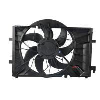 Buy cheap Car Radiator Cooling Fan For Mercedes W203 2035001693 1 Year Warranty from Wholesalers