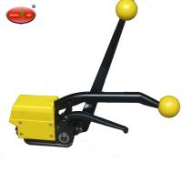China A333 manual steel strapping machine Automatic Steel Strapping Machine factory