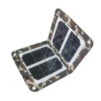 China 6W Foldable Square Solar Charger (S-06) factory