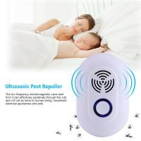 China Multi-function Ultrasonic Household Pest Control Electronic Rats Mosquito Repeller on sale