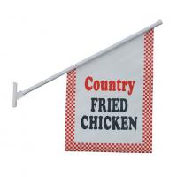 Buy cheap Water Proof Promotional Front Porch Flags Digital / Offset Printing from Wholesalers