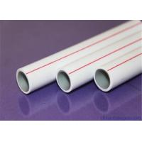 Buy cheap High Strength Fusion Ppr Pipes 6M Length Smooth Surface Oxidation Resistant from Wholesalers