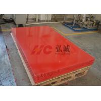 Halogen Free Red Laminate Sheet Electrical Insulation With High Strength