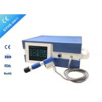 China Muscle pain physical therapy extracorporeal shock wave machine with ED treatment on sale
