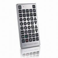 Buy cheap Universal Remote Control, Suitable for TV, VCR, DVD, SAT, and Cable Devices from Wholesalers