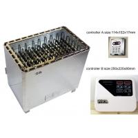 Quality 400V 3 Phase Stainless Steel Electric Sauna Heater 21.0kw , Freestanding for sale