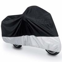 Buy cheap Compact Lightweight Outdoor Motorcycle Cover Dust Proof Polyester Material from Wholesalers