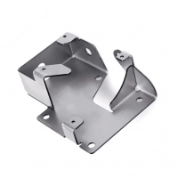 China Spinning Carbon Steel Metal Stamping Components factory