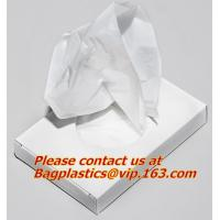 China Biodegradable, colorful Trash Bag, Refuse Sack On Roll, Disposable Plastic Garbage Bags factory