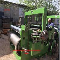 Buy cheap 12 meshx0.7mm stainless steel theft-proof window screen weaving machine from wholesalers