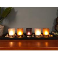 China high quality borosilicate glass scented lamp accept OEM/ODM factory
