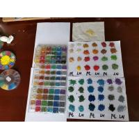 Buy cheap Soft Recycled Rubber Granules / Customized Size Rubber Granules Flooring from wholesalers
