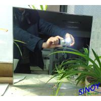 China Double Coated Aluminium Coated Mirror Glass Waterproof with 3mm factory