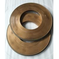 China Flat Abrasive Diamond Grit Grinding Wheel Resin Bonded Thickness 40mm Width 10mm factory