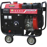 China 200A 100% Duty Cycle Internal Combustion Diesel DC Arc Welder(AXC1-200) for Rails/Pipelines and Metals factory