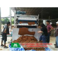 Buy cheap cocopeat dewatering filter press from Wholesalers