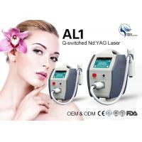 China Powerful 1064 Nm 532nm Q Switch Laser Tattoo Removal Machine 3.5ns Pulse Width on sale