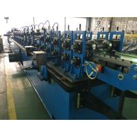 Buy cheap Galvanized steel Solar Roll Forming Machine 415V 50HZ 3P Customized from Wholesalers
