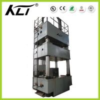 Buy cheap 800tons Y32 Four-Column Hydraulic Press  Hydraulic Metal Hole Punch Press For Plate Stretch Forming from Wholesalers