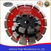 China Laser Welded Tuck Point Diamond Blades For Angle Grinder / Circular Saws on sale