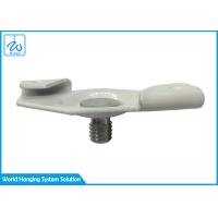 China Wholesale T-Bar Clips For Drop Ceiling Clips For Hanging Signs 26mm factory